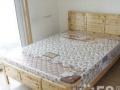 因店面搬迁,全新柏木床限量出售