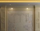 前景艺术背景墙加盟 壁纸 罗马柱 线条