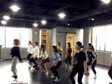 宁波学爵士舞去 宁波艾尚爵士舞培训学校