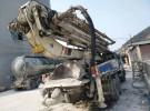 13年三一52米二手泵车42米大象泵车28万供应