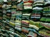 深圳回收库存服装,回收服装尾货价高同行