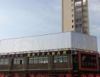 三面翻制作广告牌T牌钢结构焊接安装发布喷绘