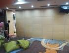 供应酒店活动隔断 办公室折叠屏风 活动展板 无框玻璃折叠屏风