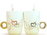 特价生日情侣实用马克杯具咖啡杯批发结婚庆礼物礼品创意时尚实用