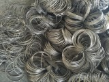 江阴不锈钢焊接铁丝圈厂家 钢丝圆圈价格