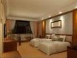 酒店成套家具 卧室家具组合套装 床头柜 实木 快捷酒店客房