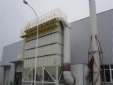 水泥搅拌站泄压仓顶除尘器 新日专业生产厂家