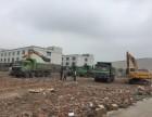 上海黄浦区挖掘机出租-压路机-打桩机出租