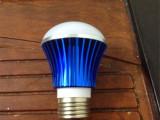 厂家数控车床加工LED5W球泡车铝球泡厚齿球泡外壳五金电器配件