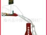 河北沧州海兴中海体育生产供应【电动液压篮