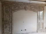 沈阳石材景墙 窗台 灶台 楼梯踏步 家装 精装干挂
