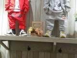 小鬼当家2014春夏装韩版新款春装纯棉休闲春秋女童套装童装 品牌