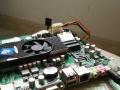 APU双核AMD小主板带变压器和无线网接收器