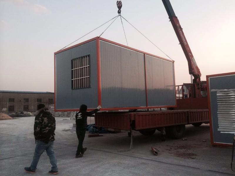 移动房集装箱活动房价格厂家图片