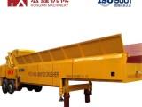 山東宏鑫綜合破碎機移動式柴油版破碎機HX1400-800