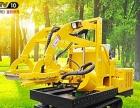 挖树队专业挖树机出租3分钟挖一棵树适应各种土质