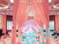 婚礼策划 场地布置 鲜花装饰 灯光音响 摄影摄像 婚礼主持等