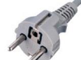 供应电源线 欧规二插电源线 品字尾电源线 二极电源线