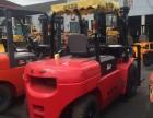 济南出售二手内燃式叉车二手5吨叉车价格不贵