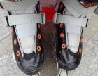 单排溜冰鞋布鲁斯H200