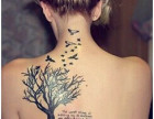 纹身的适合人群纹身可以去掉么