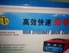 汽车电瓶(骆驼)、高效快速充电器(天隆兴)