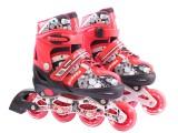 【2013较新款】厂家直销全软车线溜冰鞋 高档透气 可调节式轮滑