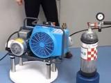 BAUER100进口德国宝华消防用空气压缩机 充气泵