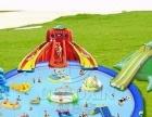 直销夏季人们最爱玩的支架水池水滑梯 等水上乐园设备