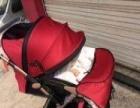 转让 95新以上 婴儿车 宝宝推车 大空间童车