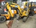 二手玉柴13微型挖机,小挖机
