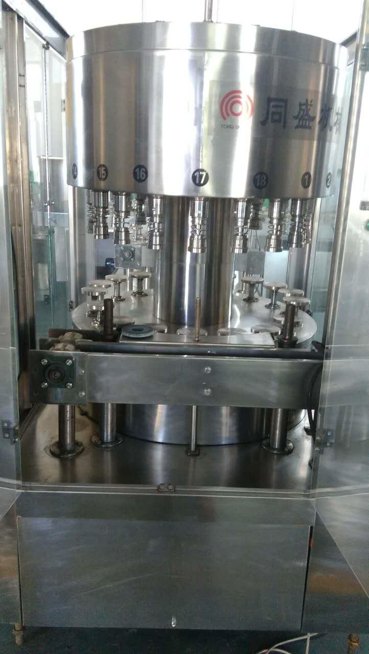 山西纯净水灌装机 供应山东质量有保障的全自动灌浆机