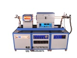 1200 上海微行高真空管式炉系统