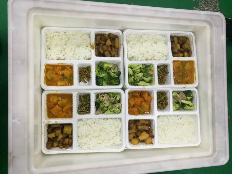 荔湾区食堂承包 老人营养餐 专业大小型企业快餐配送