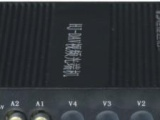 普通音频对讲光端机1路+1路双向数据+1路双向音频 工业级防雷