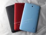特价7寸双核平板手机 2G通话蓝牙平板电脑 A23学生电脑 可插