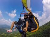 吉林市 动力伞 滑翔伞 体验培训 商业飞行