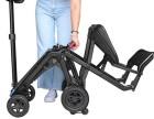 舒乐适S3121美国进口老年代步车电动四轮老人助力车残疾代步