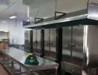 三亚吾景厨房设备工程、管道通风、设计、制作和安装