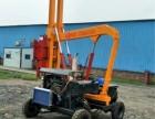 济宁双安护栏打桩机 优质打桩机打桩速度快