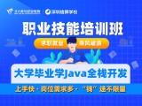 深圳java培训机构到北大青鸟零基础实战实练学习易入门好就业