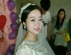 专业新娘跟妆 16年新款婚纱礼服 米娜婚纱礼服