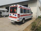长沙救护车医疗转运随车配备医护人员