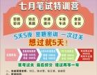 2017学文教育南宁执业医师特训营
