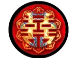 广州logo投影灯 婚庆logo片制作 黑白图案片制作价格