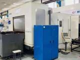 出售二手北京TH6363雙工位臥式加工中心二手北京臥加