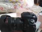 转让60d相机带两个镜头