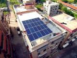 佛山太阳能发电-丹灶赤坎村7.56KW -德九新能源