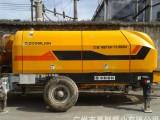 广东广州白云桥梁隧道水利混凝土输送泵拖泵内燃地泵车出租出售租