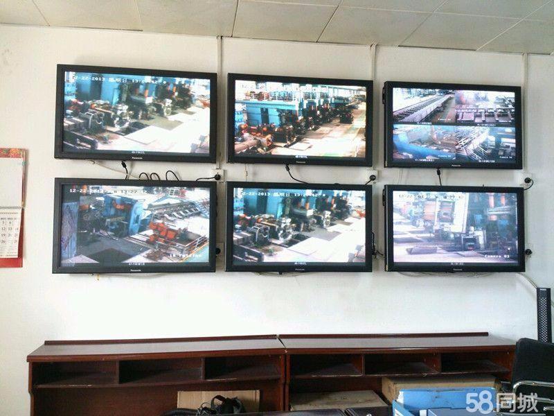 全佛山视频监控安装 工厂 商铺 监控维修